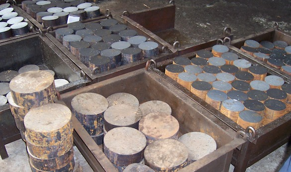 Production - Raw Material Preparation
