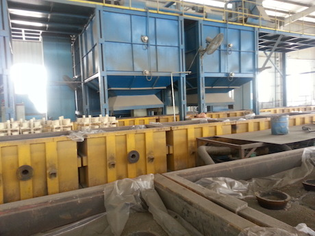 Production - Casting Foundry