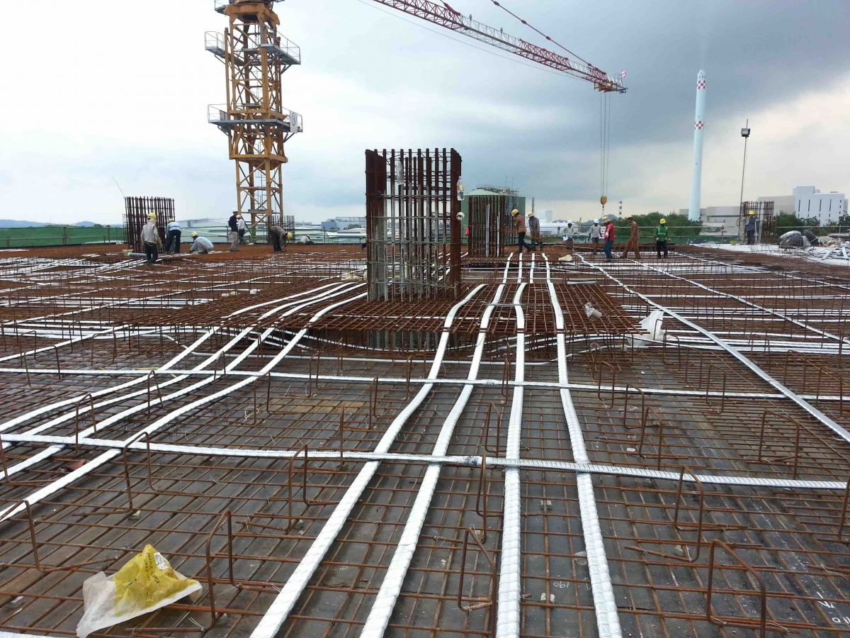 Post Tensioning For Building Slab Amp Beam Tmg