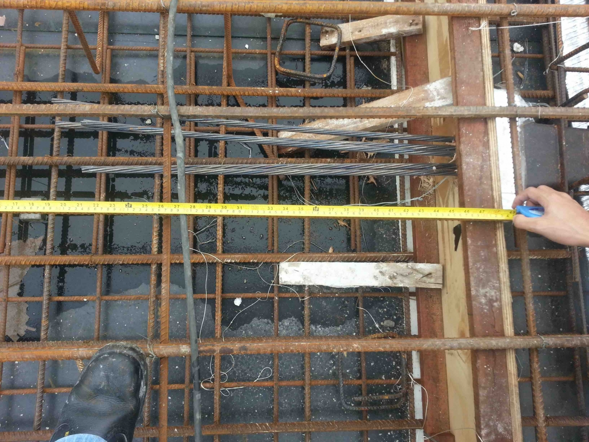 Prestressed Concrete Tmg